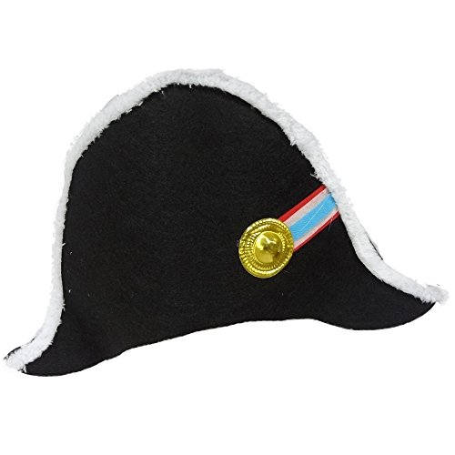 Hat Napoleon (Adult Napoleon Hat By Dress Up America)