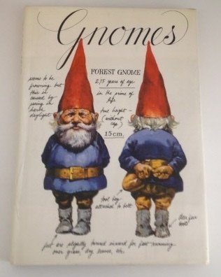 Gnomes by Wil Huygen (1977-01-01)