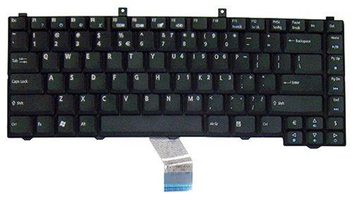 Acer Aspire 1400/1600/3000/5000 Keyboard Acer Aspire 1640 Laptop