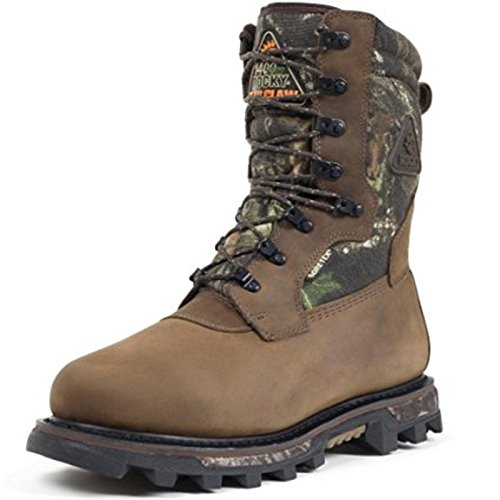 Rocky MOBU GoreTex Bearclaw Leather Insulated Hunting Boots 11.5WI, RKS0237SI