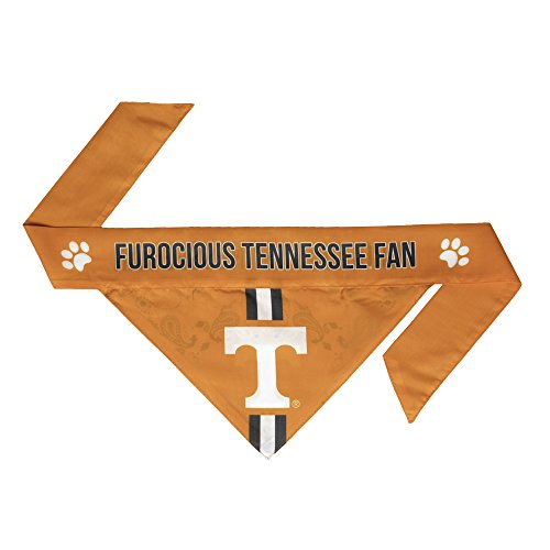 (NCAA Tennessee Volunteers Pet Bandanna, XL)