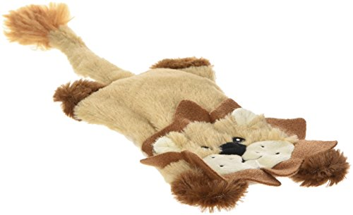 Ethical Skinneeez Flat Cats Assorted 12-Inch Stuffingless Do