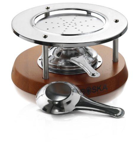Boska Holland  Fondue Stove Base for 1 Liter Round Fondue Pots