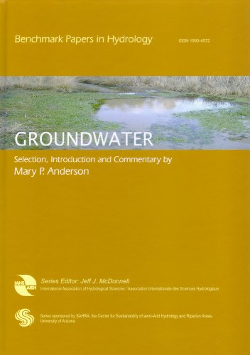 Groundwater (IAHS Benchmark Papers in Hydrology Series) Mary P. Anderson