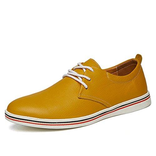Brown Marrone 40 LH918 Uomo Sneaker Light LHEU Minitoo q7wAYO