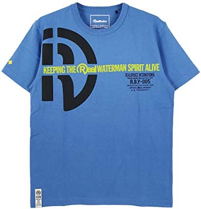 メンズ 半袖 Tシャツ WATERMAN SPIRIT TYPE S T-SHIRT