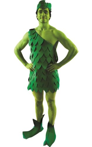Jolly Green Giant Fancy Dress Costume