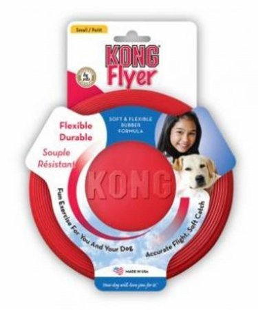 Kong Rubber Flyer Large Pack product image