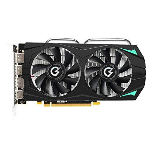 Video Gaming Graphics Card Gaming Radeon RX580 2048SP-8G GDDR5 PCI Expr X16 3.0 Desktop External Video Game Card