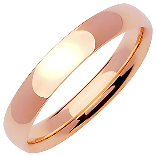 14K-Rose-Gold-Traditional-Classic-Mens-Comfort-Fit-Wedding-Band-4mm