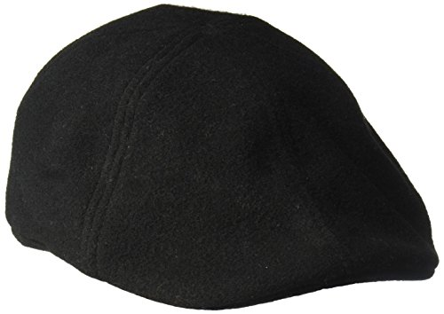 - Goorin Bros. Men's Sweet Dreams Wool Ivy Newsboy Hat Made in The USA, Black, Medium