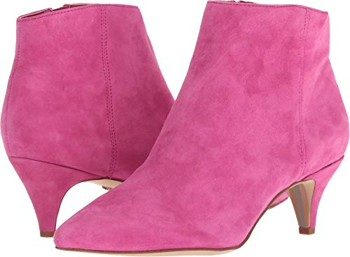 Sam Edelman Women's Kinzey Fashion Boot, Retro Pink Suede, 5 M US]()
