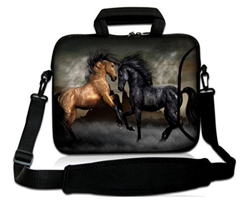 waterfly-horse-warrior-16-17-173-174-inch-laptop-notebook-computer-netbook-pc-soft-shoulder-bag-mess