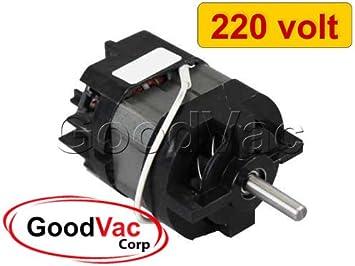 Rainbow aspiradora E2 Power Boquilla Snap en motor de 220 V Volt (Aftermarket) Reemplaza piezas originales: R12919, R15175: Amazon.es: Bricolaje y herramientas