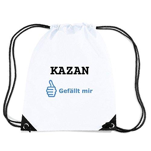 JOllify KAZAN Turnbeutel Tasche GYM3063 Design: Gefällt mir