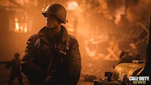 Call of Duty: WWII - PlayStation 4 Standard Edition