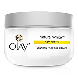Olay Natural White All-In-One Fairness Cream 50 g