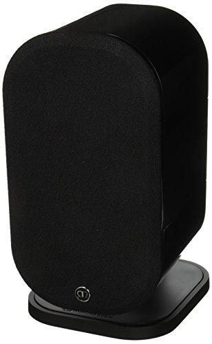 Monitor Audio- Apex A10 Satellite Speaker- Each (Black Metallic)