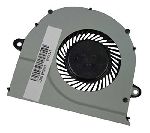 iiFix New CPU Cooling Fan Cooler For Acer TravelMate P256-M P256-MG, P/N: DC28000ERS0, 23.ML9N2.001
