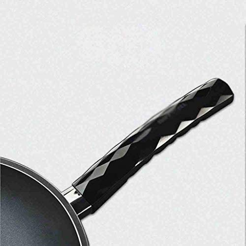 Pan contemporain aluminium anodisé dur antiadhésive, Universal ménages Omelette JIAMING