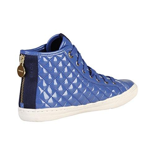 Mujer D D New Geox Zapatillas Azul Club wxSqTfq0Xd