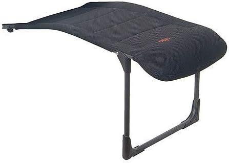 ERGONOMISCHE BEINAUFLAGE Crespo Schwarz 3 D Air Deluxe STABIELO NEU Vertrieb Holly Produkte Aufpreis mit Holly F/ächerschirmen