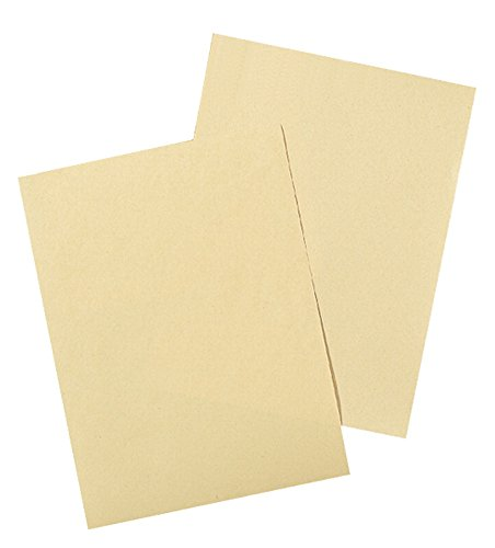 Sax 50 lb Manila Drawing Paper - 12 x 18 inches - Pack of 500 - Manila by Sax