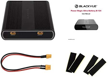 Blackvue B-124 Power Magic Ultra Battery Vehicle Battery Discharge Prevention