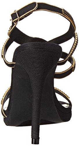 Lips Women Too Dress 2 Black Sandal Too Anita Hwadxqz