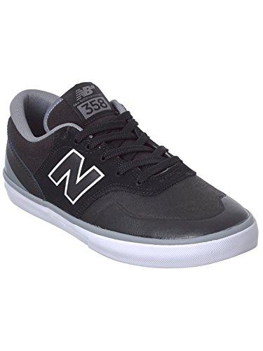 New Balance Numeric Schuh Arto 358 Schwarz-weiß Suede