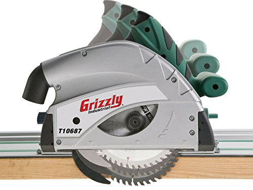 Grizzly Track Saw Review
