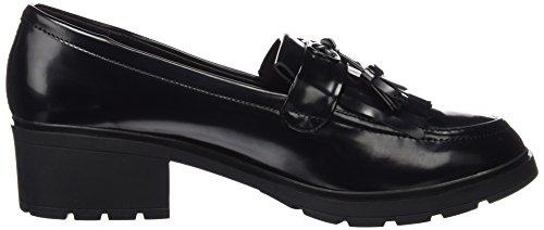 MTNG Negro mit Mila Schuhe Geschlossens Absatz Damen Collection Schwarz UqrU8