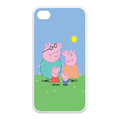 timeless design fccbd 9704c Peppa Pig iPhone 5s Cases Hard Soft Compound Protective Cover Case ...