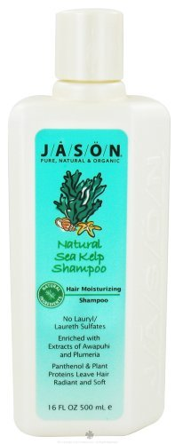 JASON NATURAL PRODUCTS Shampoo Sea Kelp 16 oz