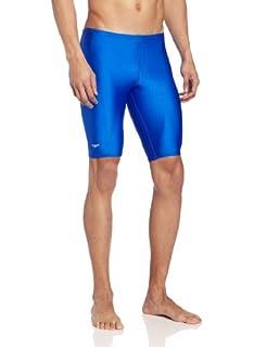 Speedo Men's PowerFLEX Eco Solid Jammer Swimsuit (B00070PH0G) | Amazon price tracker / tracking, Amazon price history charts, Amazon price watches, Amazon price drop alerts