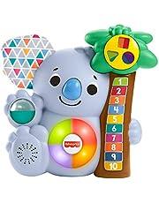Fisher-Price GRG70 - Linkimals Tellende Koala, Muzikaal Kinderspeelgoed