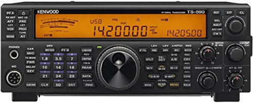 Kenwood Original TS-590SG HF/50 MHz Amateur Base Transcei...