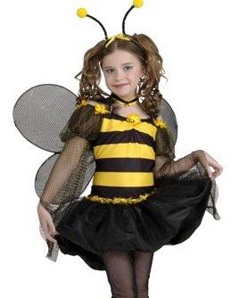 Tween Kids Halloween Costumes Bumble Bee Girl Costume S Girls Juniors size 0-2 -