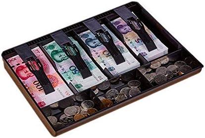 Práctica Duradera Cajón de Efectivo Caja de Efectivo Caja registradora Caja registradora 4 Bill 3 Moneda Cash para el Almacenamiento de Dinero: Amazon.es: Electrónica