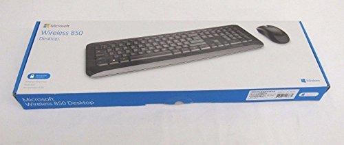 Microsoft Wireless Desktop 850 with AES (PY9-00001) (Desktop Keyboard Wireless)