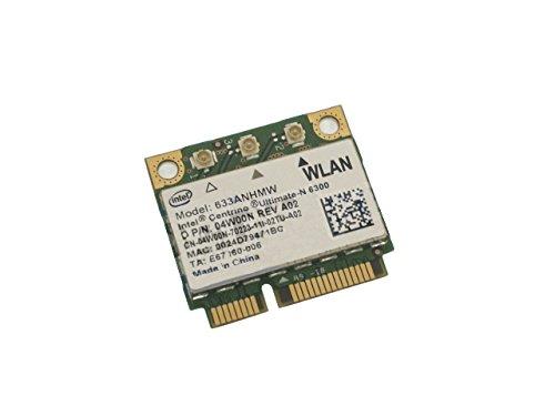 4W00N - Dell Intel 6300 Draft N Wireless WiFi 802.11 a/g/...