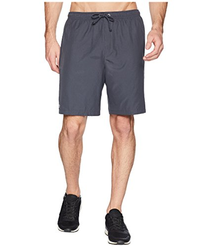 Taffeta Drawstring Shorts, Graphite, XX-Large ()