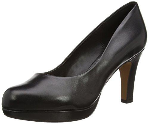 Clarks Crisp Kendra - Zapatos de tacón para mujer Noir - Cuir noir