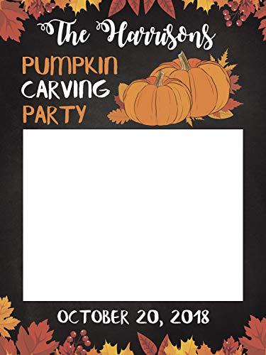 Pumpkin Carving Family Reunion Fall Season Autumn Season
