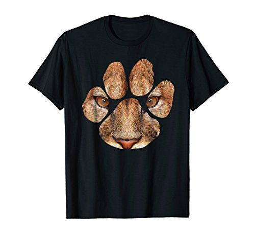 Mountain Lion Paw Print For Kitty Cat Lovers]()