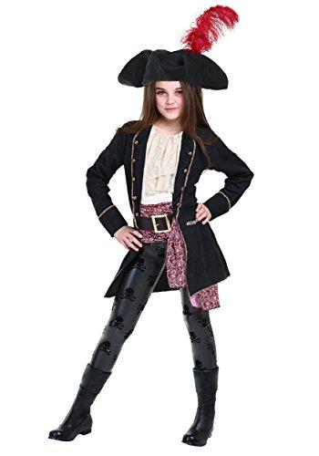 (Fun Costumes Girls Buccaneer Costume Medium )