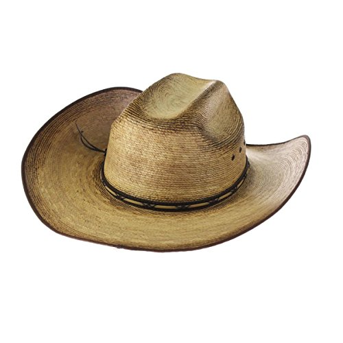 c74efc857cad8 Resistol Mens Amarillo Straw Cowboy product image