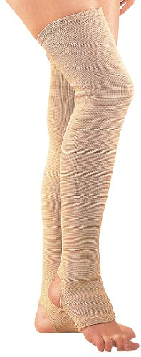2395be19b88cd7 Buy Flamingo Varicose Vein Stockings - XXL Online at Low Prices in ...
