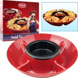 American Originals Electric Heated Dip and Chip Tray ()