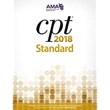 CPT Standard 2018 (Cpt / Current Procedural Terminology (Standard Edition))